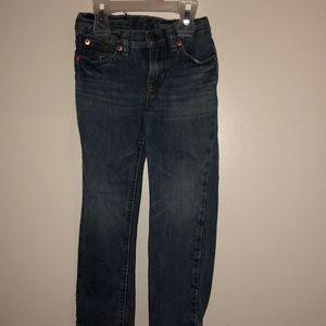 Boys Polo Straight Leg Jeans